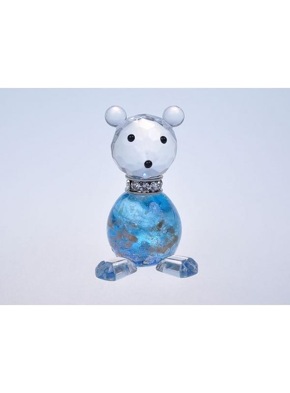 Figurina din sticla de Murano - ursulet
