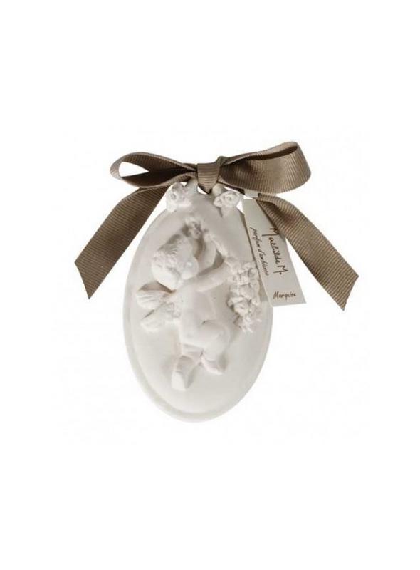 Medalion ceramic parfumat - ingerasi