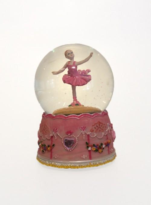 Glob Muzical Balerina