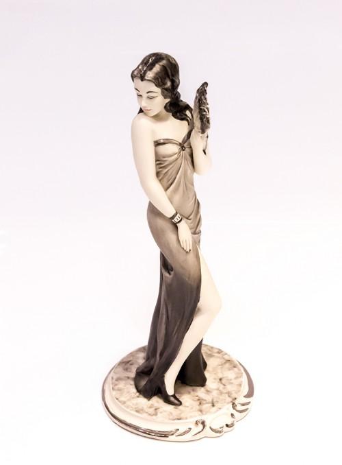 Figurina portelan Capodimonte