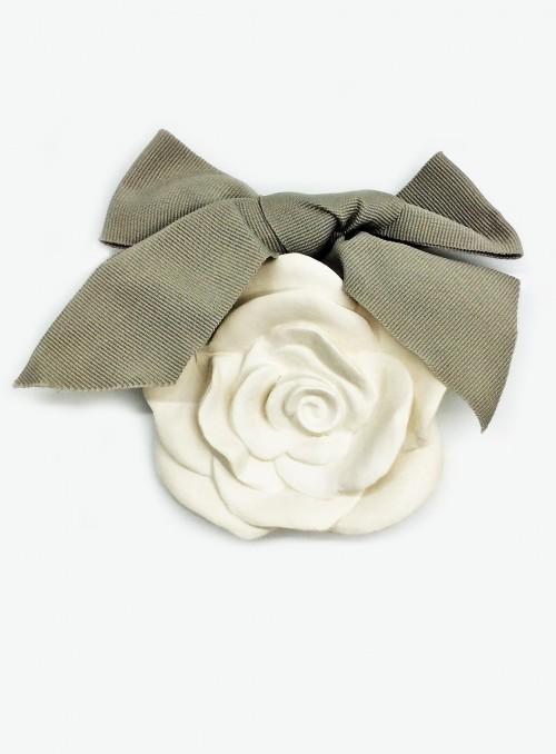Medalion ceramic parfumat - trandafir