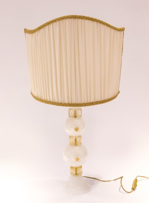 Lampa Decorativa din sticla de Murano