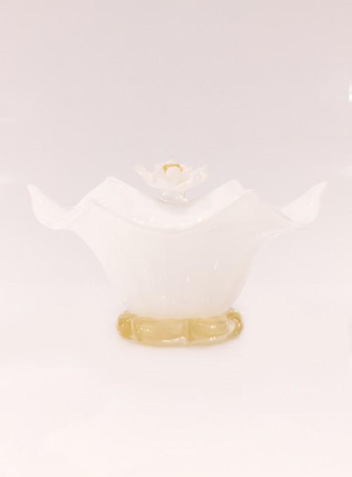 Vas decorativ din sticla de Murano