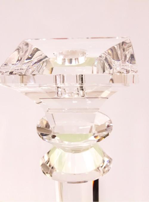 Suport lumanare din cristal