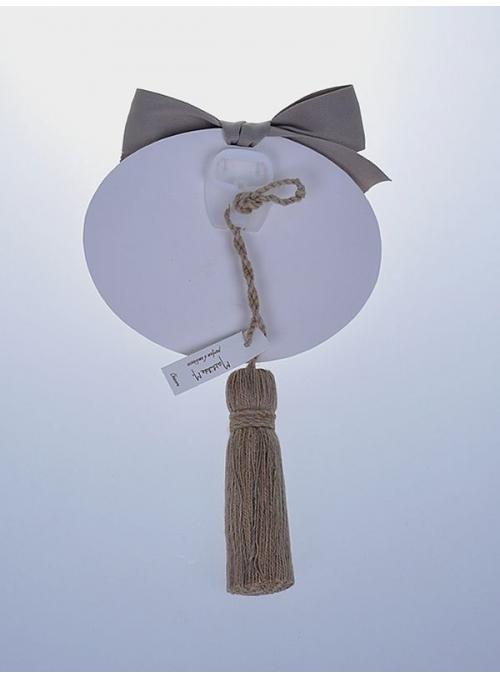 Medalion parfumat cu ciucure - Chanvre